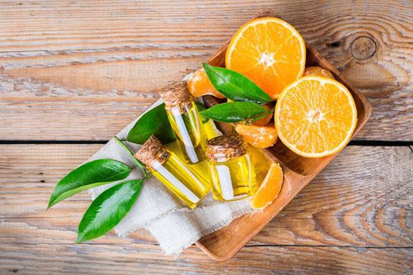 خواص روغن پرتقال برای پوست